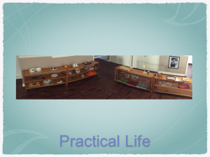Practical Life